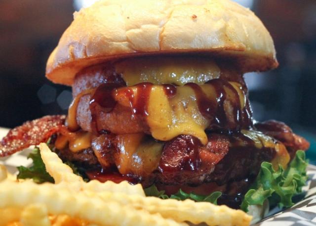 smeads pub burger